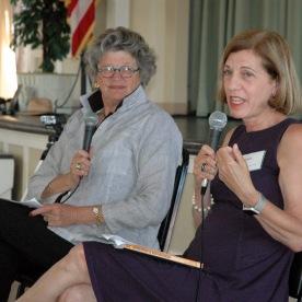 Mary Walshok & Barbara Bry