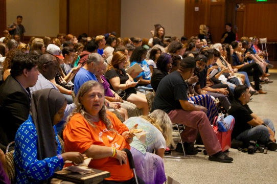 Audience for Deray McKisson keynote