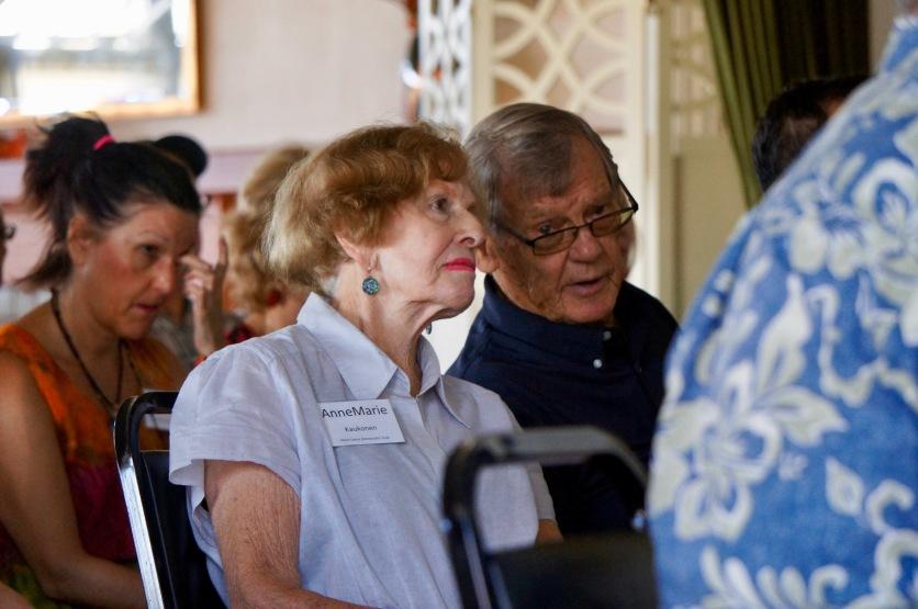 Anne-Marie and Everett Kaukonen