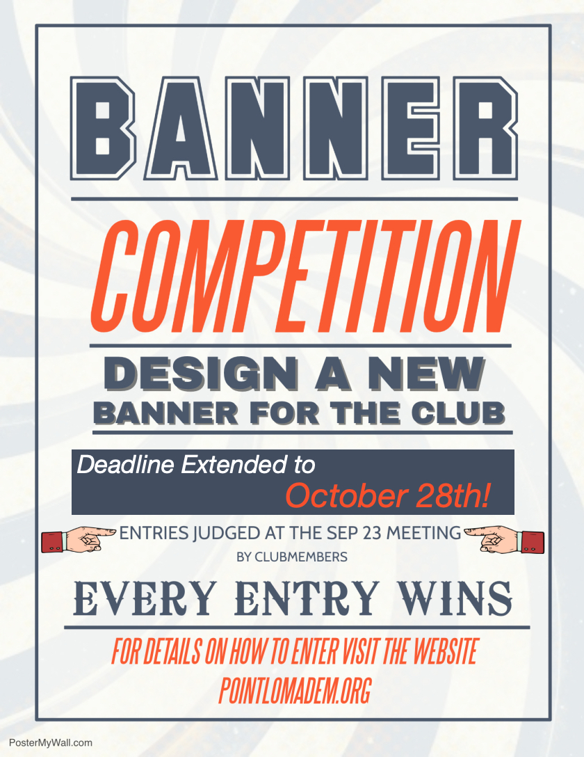Banner Competition – Win a Gift Card to the OB Garden Cafe! | POINT ...