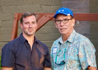 Jonathan and Dave